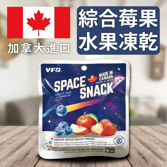 加拿大進口綜合酸甜水果凍乾