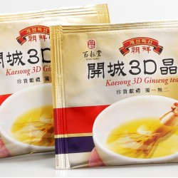 百耘堂開城3D晶蔘12入優惠+再送紅利點數