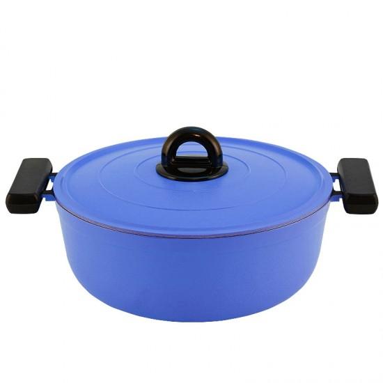 繽紛湯鍋 顏色隨機(紅、米黃、綠、藍)