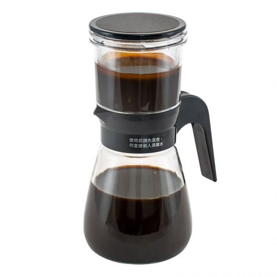咖啡玻璃沖泡壺800cc